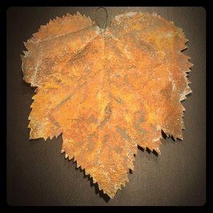 Handmade Fall Leaf!